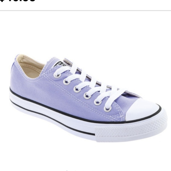 287a86573f73a Converse Shoes - ⬇  40 Converse Chuck Taylor All Star Pastel Purple